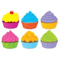 Scholastic 5 1/2in. x 6in. Cupcakes Accents, Grade Pre K - 5th