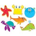 Scholastic 5 1/2in. x 6in. Ocean Life Accents, Grade Pre K - 5th