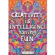Scholastic Inspirational POP Chart, Creativity is Intelligence Having Fun