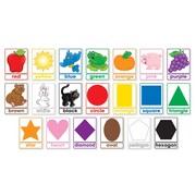 Scholastic Pre K - 5th Grade Bulletin Board, Colors & Shapes