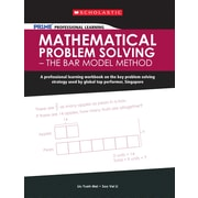 Scholastic Professional Learning Mathematical Problem Solving -The Bar Mode.. Book, Grades 1 - 6