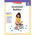 Scholastic Study Smart Grammar Builder Book, Grade 1