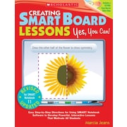 Scholastic Creating SMART Board Lessons Yes, You Can (2nd Edition) Book, Grades K - 8