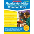 Scholastic Phonics Activities to Meet The Common Core Book