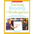 Scholastic Teaching Reading in Kindergarten Book, Grades K