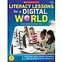 Scholastic Literacy Lessons For a Digital World Book,