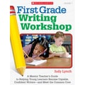Scholastic First Grade Writing Workshop Book, Grade 1