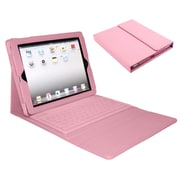 Mgear Bluetooth Wireless Keyboard Folio For iPad, Pink