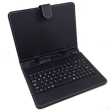 Mgear Micro USB Keyboard Folios For 8in. Tablet