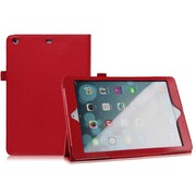 Mgear Accessories 93585509M Tri Fold Folio Case for Apple iPad Air Tablet, Red