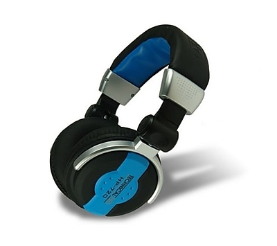 Technical Pro HP720 Professional Headphones, Blue 238504