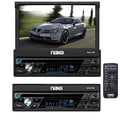 Naxa® NCD-708 7in. Touch Screen LCD Display Multimedia Player With AM/FM Radio and Bluetooth