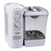 Optimus U-32000 2.5 gal Warm Mist Humidifier With Wicking Vapor System, White