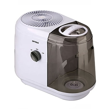 Optimus U-33015 2 gal Cool Mist Evaporative Humidifier, White