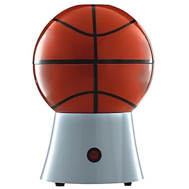 Brentwood 1200 W Basketball Popcorn Maker, White