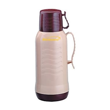 Brentwood® 1 Litre 2 Tone Coffee Thermos