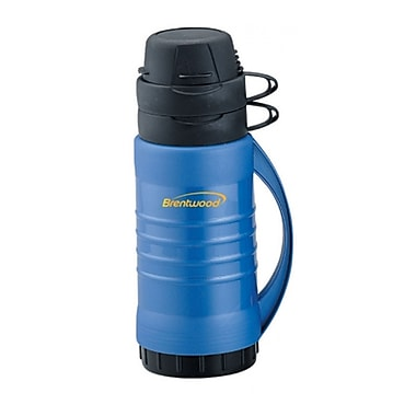 Brentwood® 1 Litre Double Cup Coffee Thermos