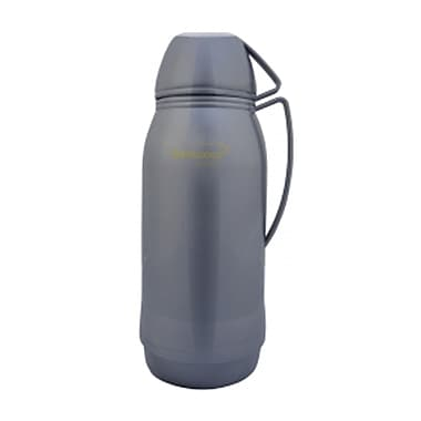 Brentwood® 0.45 Litre Coffee Thermos, Gray