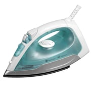 Brentwood 1000 W Non-Stick Steam/Dry/Spray Iron, Silver