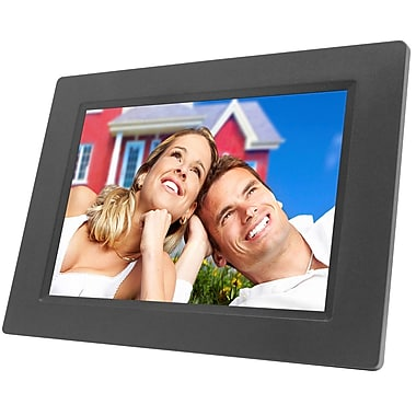 Naxa® NF-800 TFT LED Digital Photo Frame, 8in.
