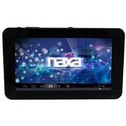 Naxa® Core™ 7 8GB Android 4.2 Multi-Touchscreen Tablet, Black