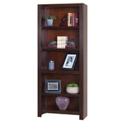 "Martin Home Furnishings 72"" Hardwood Solid & Veneer Bookcase"