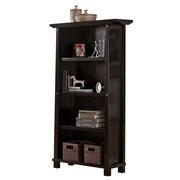 Martin Home Furnishings 54 Wood Bookcase