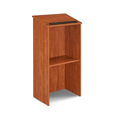 Oklahoma Sound® 46 1/2in.H x 23in.W x 16in.D MDF Full Floor Lecterns