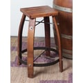 2 Day Stave 26'' Bar Stool
