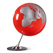 Atmosphere Anglo Globe; Red