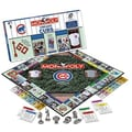 USAopoly MLB Collectors Monopoly; Chicago Cubs