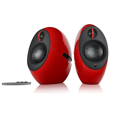 Edifier e25 Bluetooth Speaker, Red