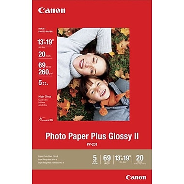Canon Photo Paper Plus, Glossy, 13