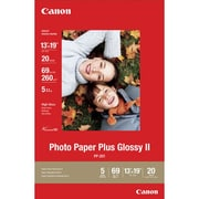 "Canon® 2311B026 Glossy Photo Paper, 13"" x 19"", 10/Pack"