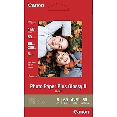 Canon Photo Paper Plus, Glossy, 4