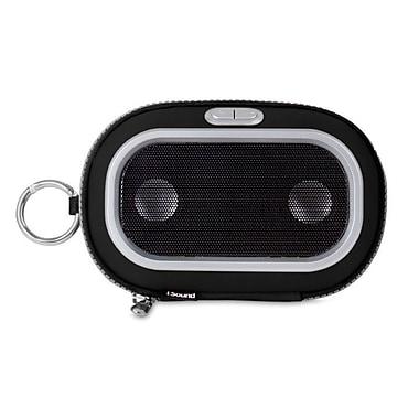 i.Sound ISOUND-1671 Concert To Go Portable Speaker Case, Black