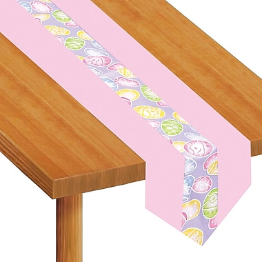 Easter Eggs Fabric Table Runners, 12