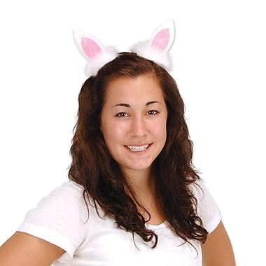 Bunny Ear Hair Clips, 4/Pack
