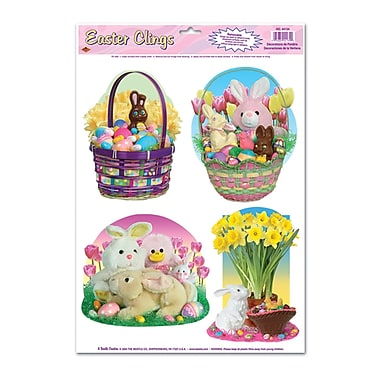 Easter Candy Clings, 12