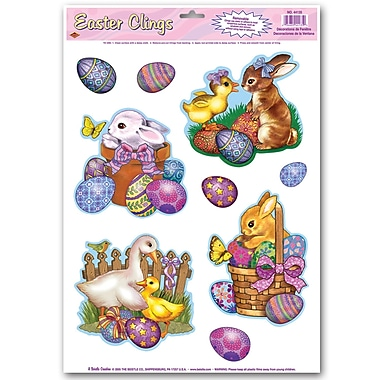 Easter Icon Clings, 12