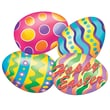 Beistle 16in. Easter Egg Cutouts, 12/Pack