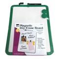 Charles Leonard Magnetic Dry Erase Board, 8 1/2in. x 11in.
