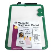 "Charles Leonard Magnetic Dry Erase Board, 8 1/2"" x 11"""