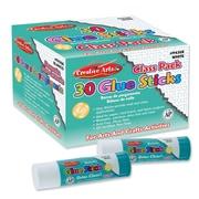 Charles Leonard 0.28 oz. Economy Glue Classpack, Purple, 29/Box
