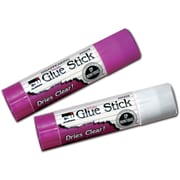 Charles Leonard 0.28 oz. Economy Glue Stick, Purple