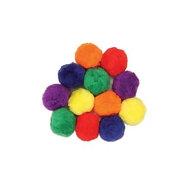 Chenille Kraft CK-16654 Fluff Ball, 12/Pack