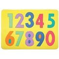 Chenille Kraft® WonderFoam® Magnetic Numbers Puzzle Set, 12in. x 8 1/2in.