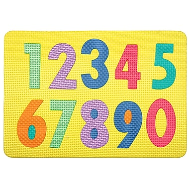 Chenille Kraft® WonderFoam® Magnetic Numbers Puzzle Set, 12