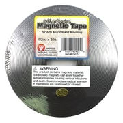 "Hygloss 1/2"" x 300"" Magnetic Strip"