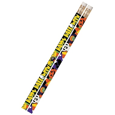 Musgrave Pencil Company Halloween Fever Pencil, 12/Pack